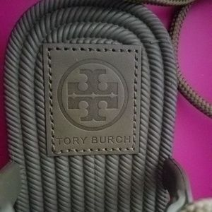 New Tory Burch Gladiator Sandals Size 6